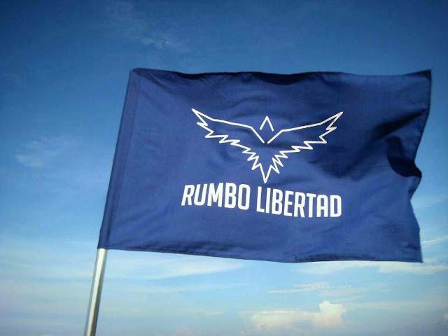 """Rumbo Libertad: """"somos los jovenes quienes vamos a libertar a Venezuela""""-VIDEO"""