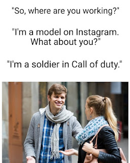Model - call of duty - soldier - funny memes ...