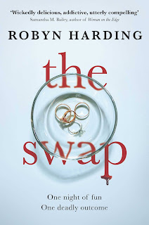 The Swap by Robyn Harding book cover