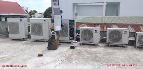 Dịch Vụ Sửa Chữa Máy Lạnh Tại Nhà  Buôn Ma Thuột Dak Lak