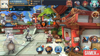 3 Chinese original 3D mobile game extremely well in the past week