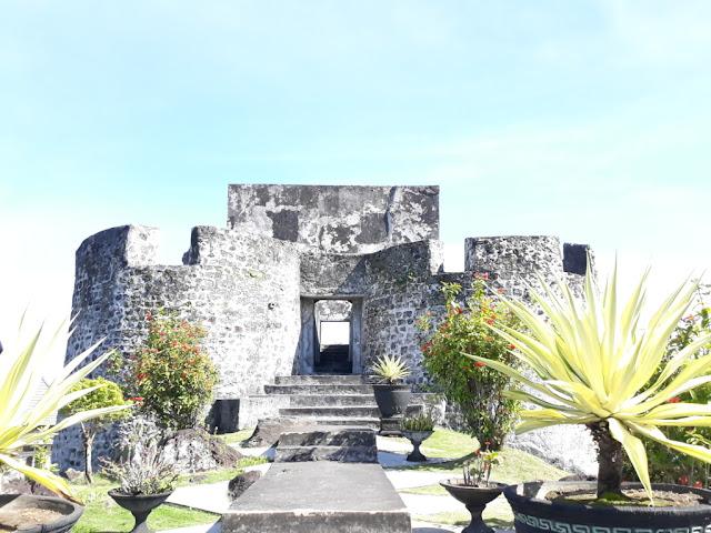Benteng talukko Ternate