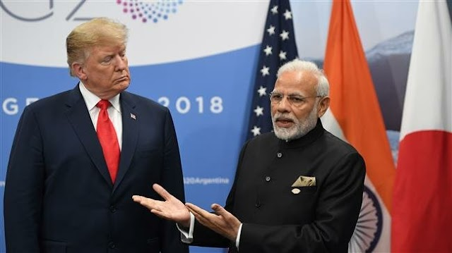 The administration of US President Donald Trump strips India of special trade status