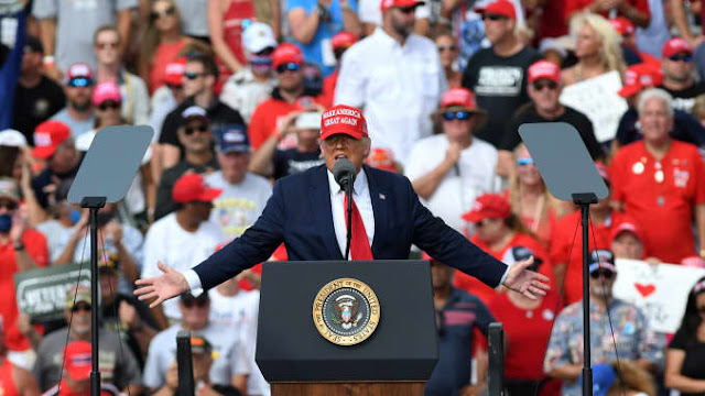 Donald Trump Brings Back 'Maga Rallies,' Reveals First 4 States He Will Go to Ahead of 2022 Midterms
