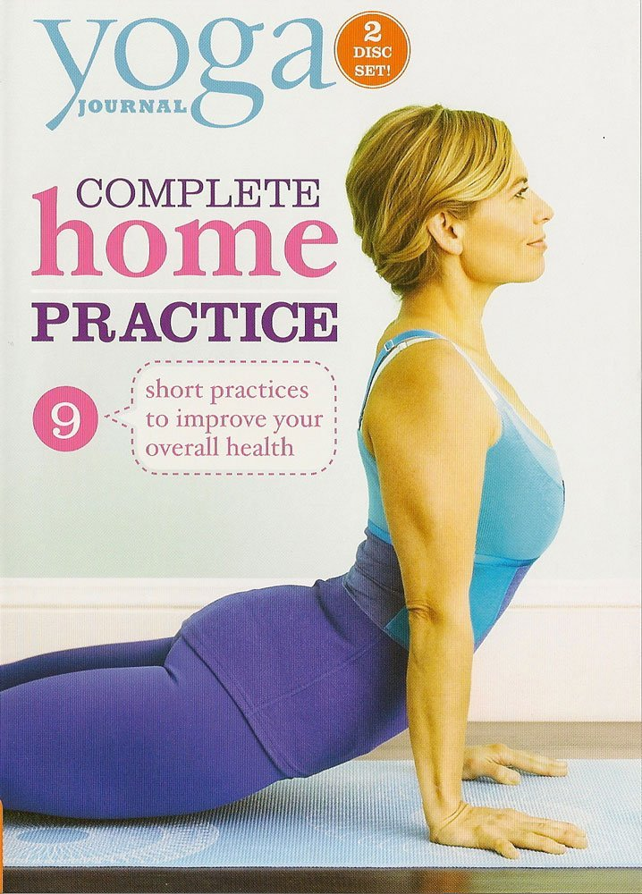 yoga journal complete home practice 2 free dvd to download free body workout. Black Bedroom Furniture Sets. Home Design Ideas