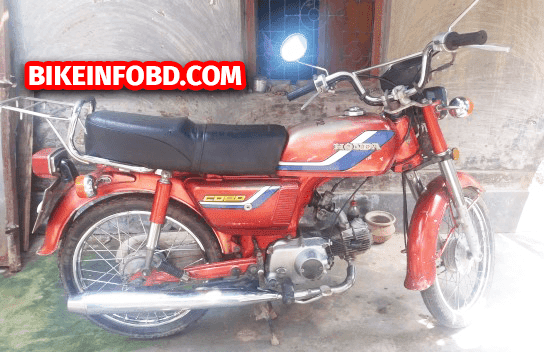 honda cd 80 specification