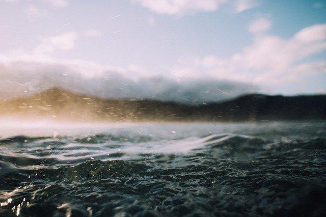 proses pembentukan hujan