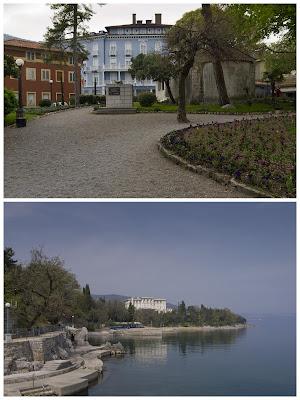 passeggiata da Laurana a Volosca