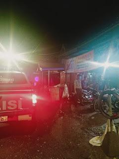 Cegah Tingkat Kriminalitas, Polsek Maiwa Polres Enrekang Laksanakan Patroli Di Wilayahnya