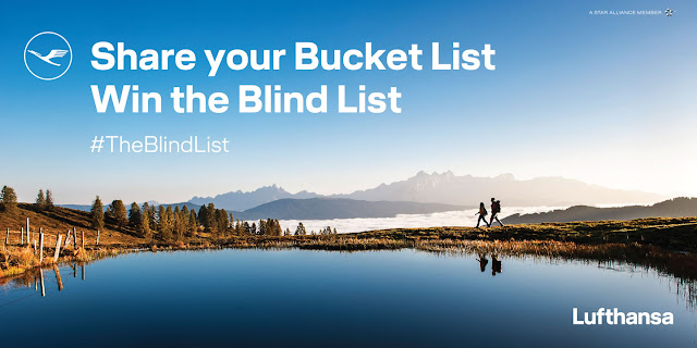 #SayYesToTheWorld by Venturing #TheBlindList Areas Within Your City @Lufthansa_India