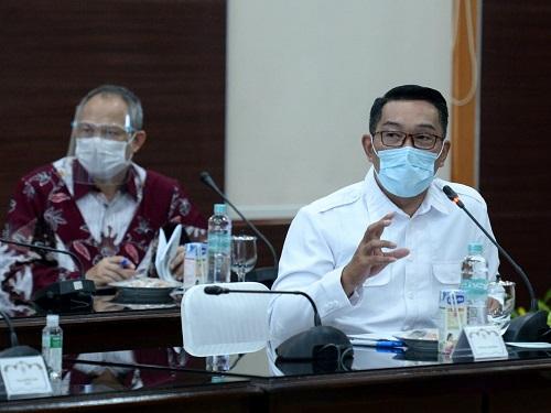 Uji Klinis Vaksin COVID-19, Gubernur Jabar Dampingi Presiden RI