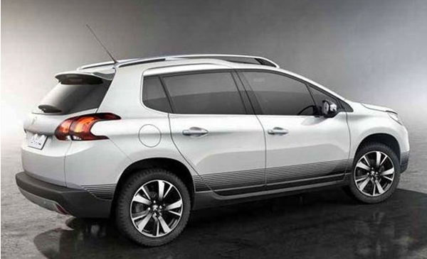 2016 - peugeot 2008 specs review redesign release date | car motor
