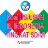 Materi Soal US/USBN Bahasa Indonesia SD/MI Terbaru dan Kunci Jawaban