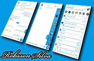 IOS Style Theme For YOWhatsApp & Fouad WhatsApp By Robsson