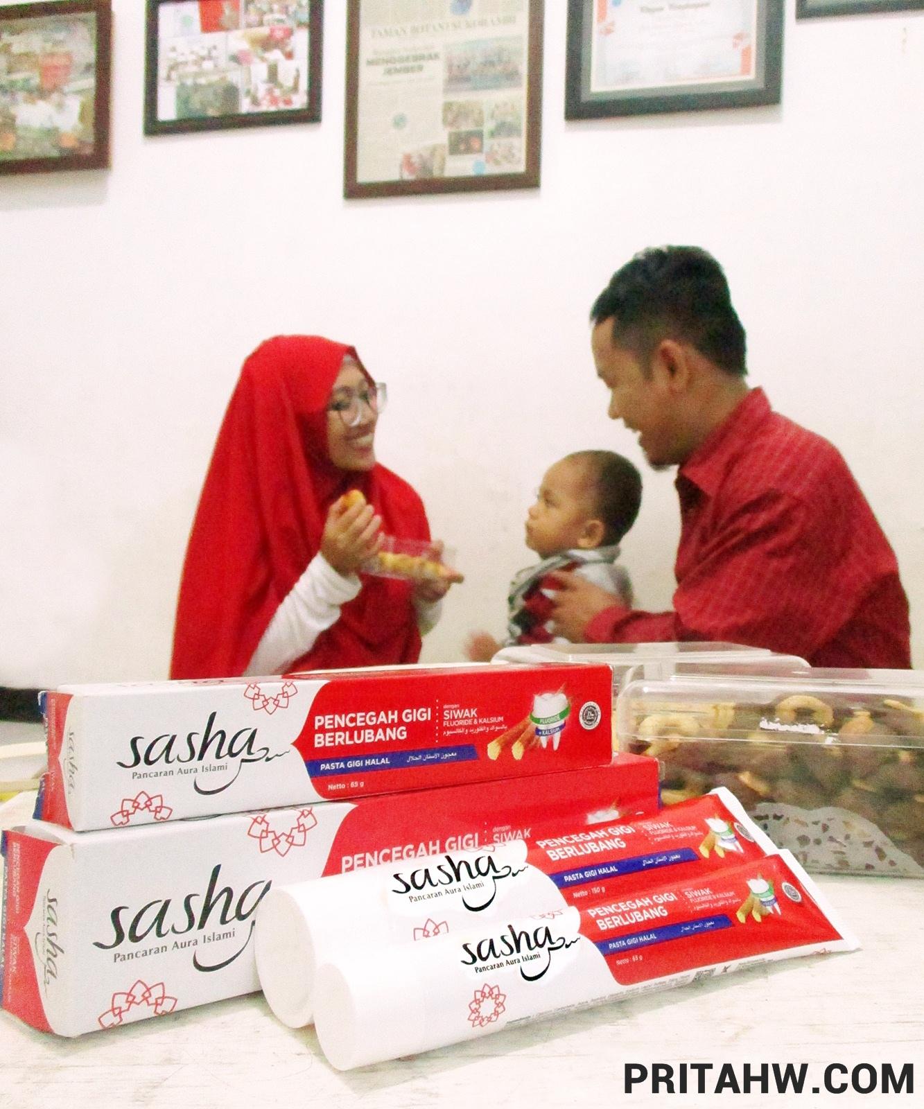 pengalaman menggunakan sasha pasta gigi pencegah gigi berlubang