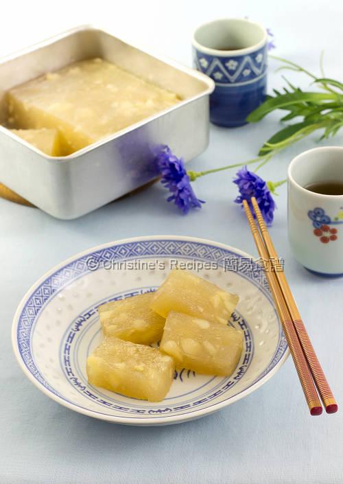 馬蹄糕【傳統賀年糕點】Water Chestnut Cake | 簡易食譜 - 基絲汀: 中西各式家常菜譜