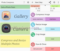 Cara Perkecil Ukuran File Gambar (Foto, JPEG, JPG, PNG) di HP Android