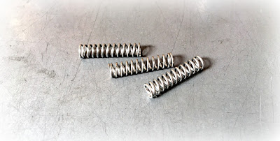 Custom Stainless Steel Compression Springs - .240 X .032 X 1