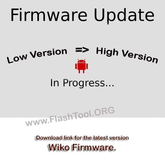 Download Wiko Stock Firmware