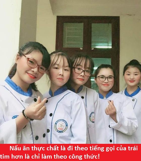 Tuyển sinh trung cấp nấu ăn năm 2020 tại Thanh Hoá