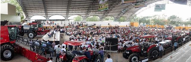 Central de maquinaria de Yucatán, compromiso cumplido