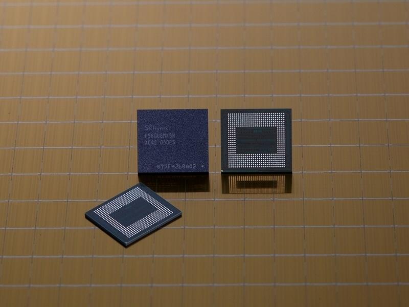 SK하이닉스, 업계 최대 용량 18GB LPDDR5 모바일 D램 양산
