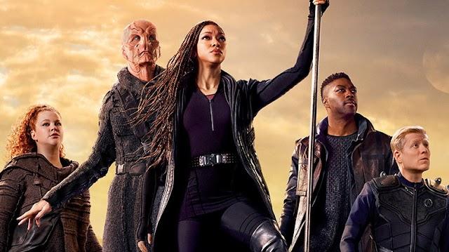 STAR TREK DISCOVERY | Quarta temporada é anunciada oficialmente pela CBS All Access