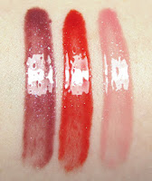 swatches dei nuovi gloss essence