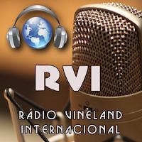 RVI Rádio Vineland Internacional - Web rádio - Cuiabá / MT