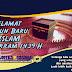 Selamat Tahun Baru Islam 1 Muharram 1439 H