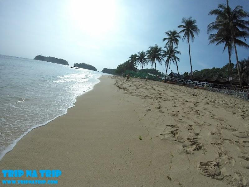 HARIP White Sand Beach - Hinatuan, Surigao del Sur