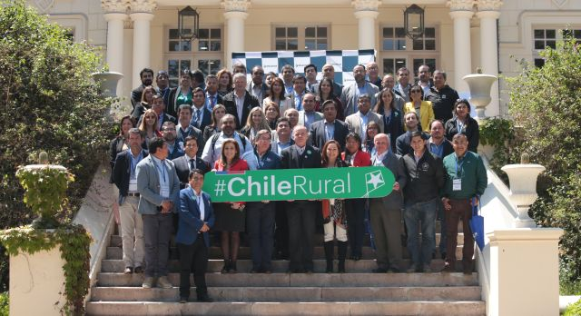 Política Nacional pone foco en desarrollo de sus territorios rurales