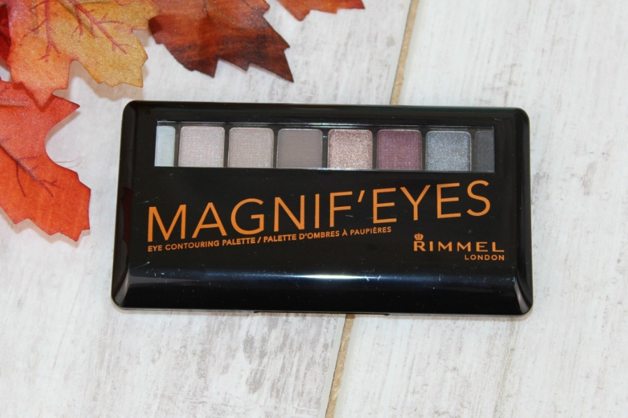 a5d0ee4dee Rimmel Magnif-Eyes Eyeshadow Palette Review & Photos | Pink Paradise ...