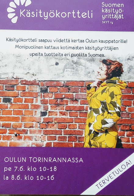 Best shopping in Oulu handcrafts in Torinranta