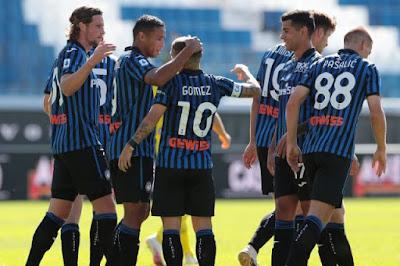 ملخص واهداف مباراة اتالانتا وكالياري (5-2) الدوري الايطالي