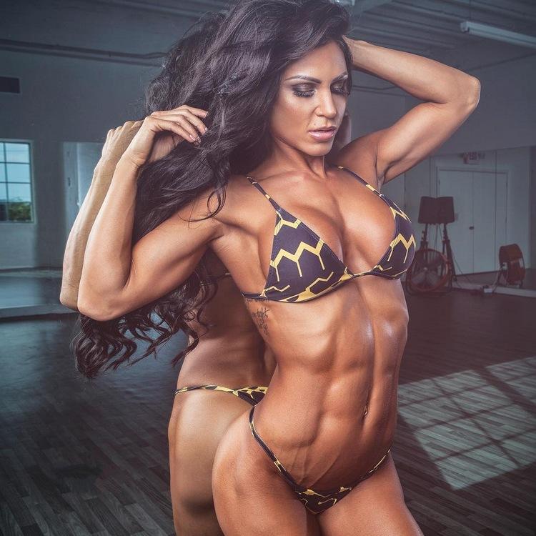 Anita Herbert ~ Fitness Female Models