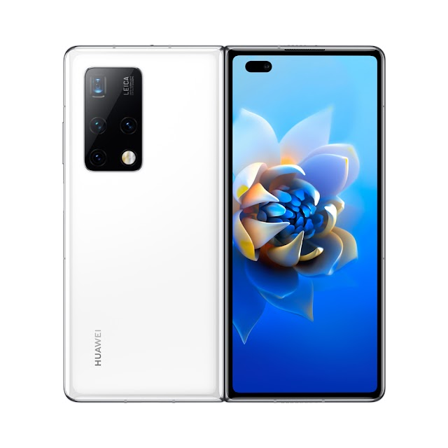 Huawei Mate X2'yi tanıttı