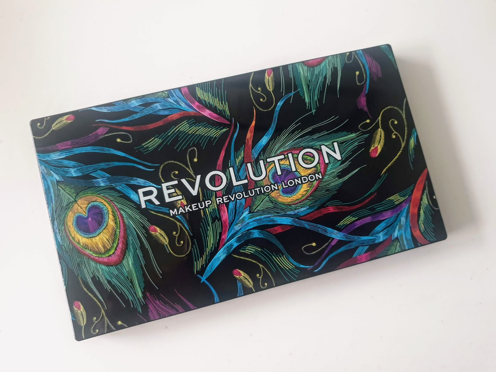 Makeup Revolution Creative Vol 1 Palette | Review