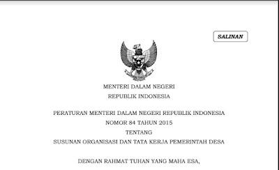 Tugas dan Fungsi Kepala Dusun