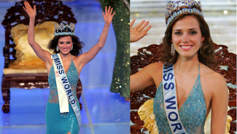 Miss World 2004 es Peru