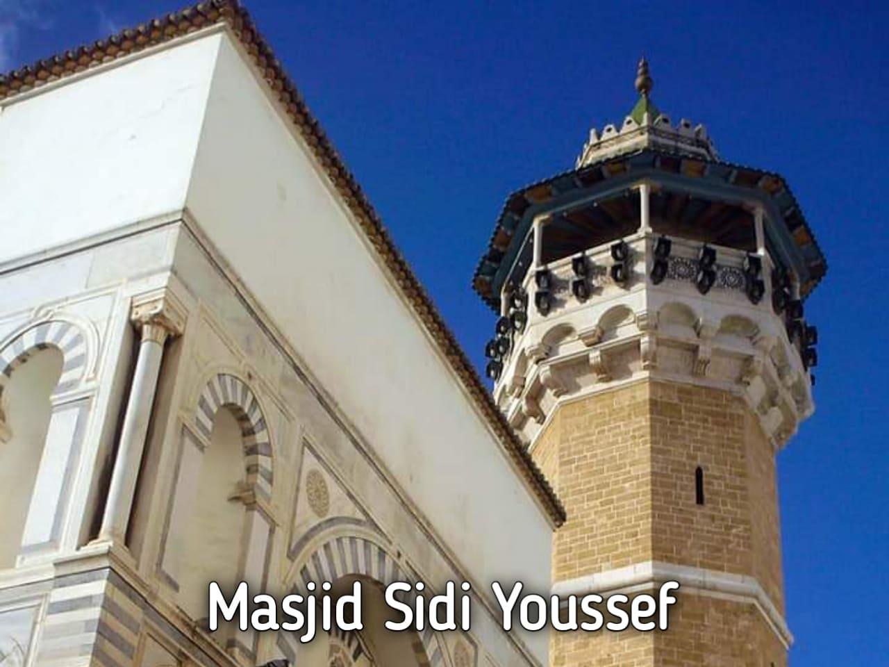 Mengintip Arsitek Masjid Sidi Youssef, Masjid Hanafi Pertama di Tunisia