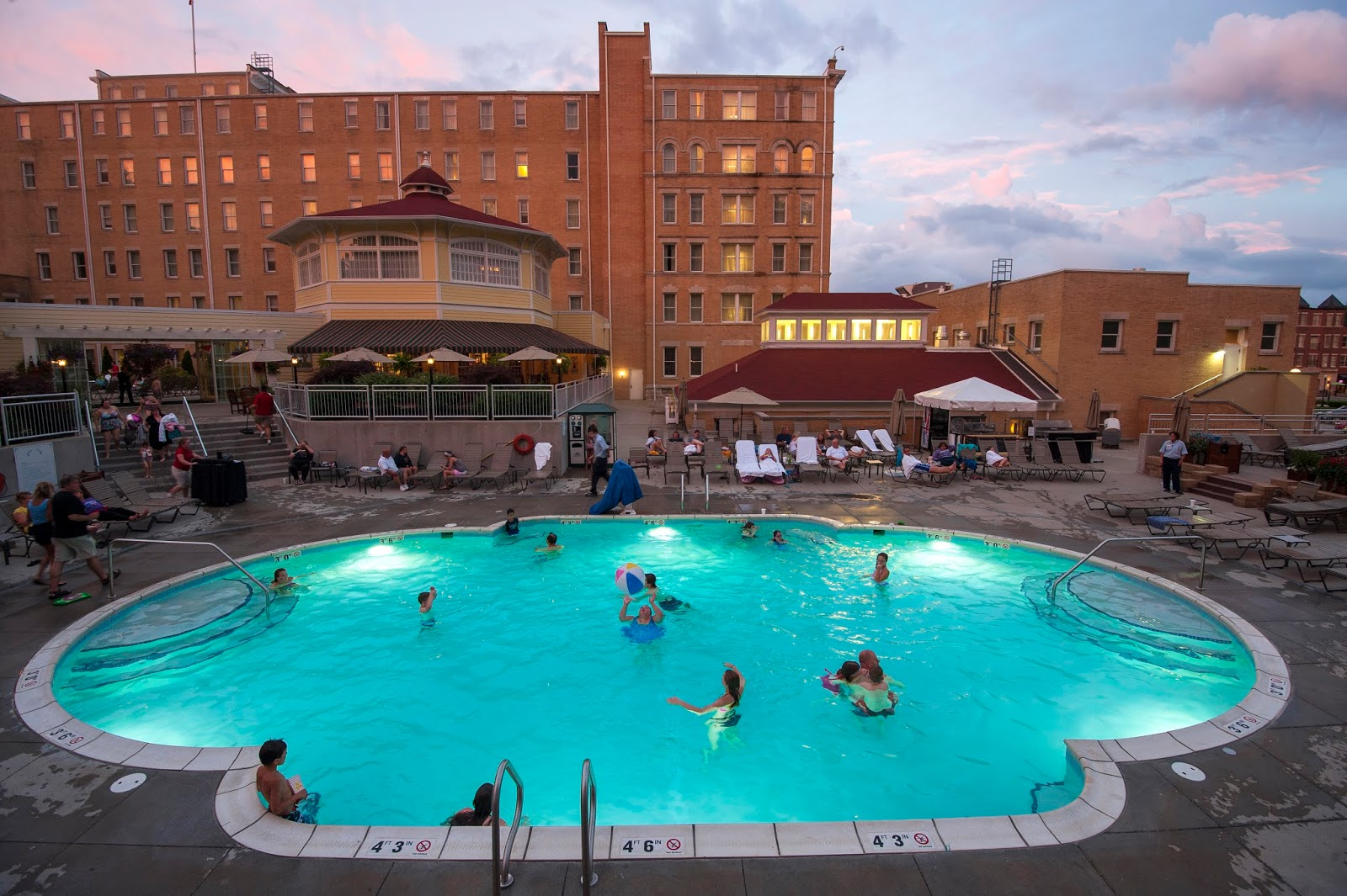 French lick spring time share resort