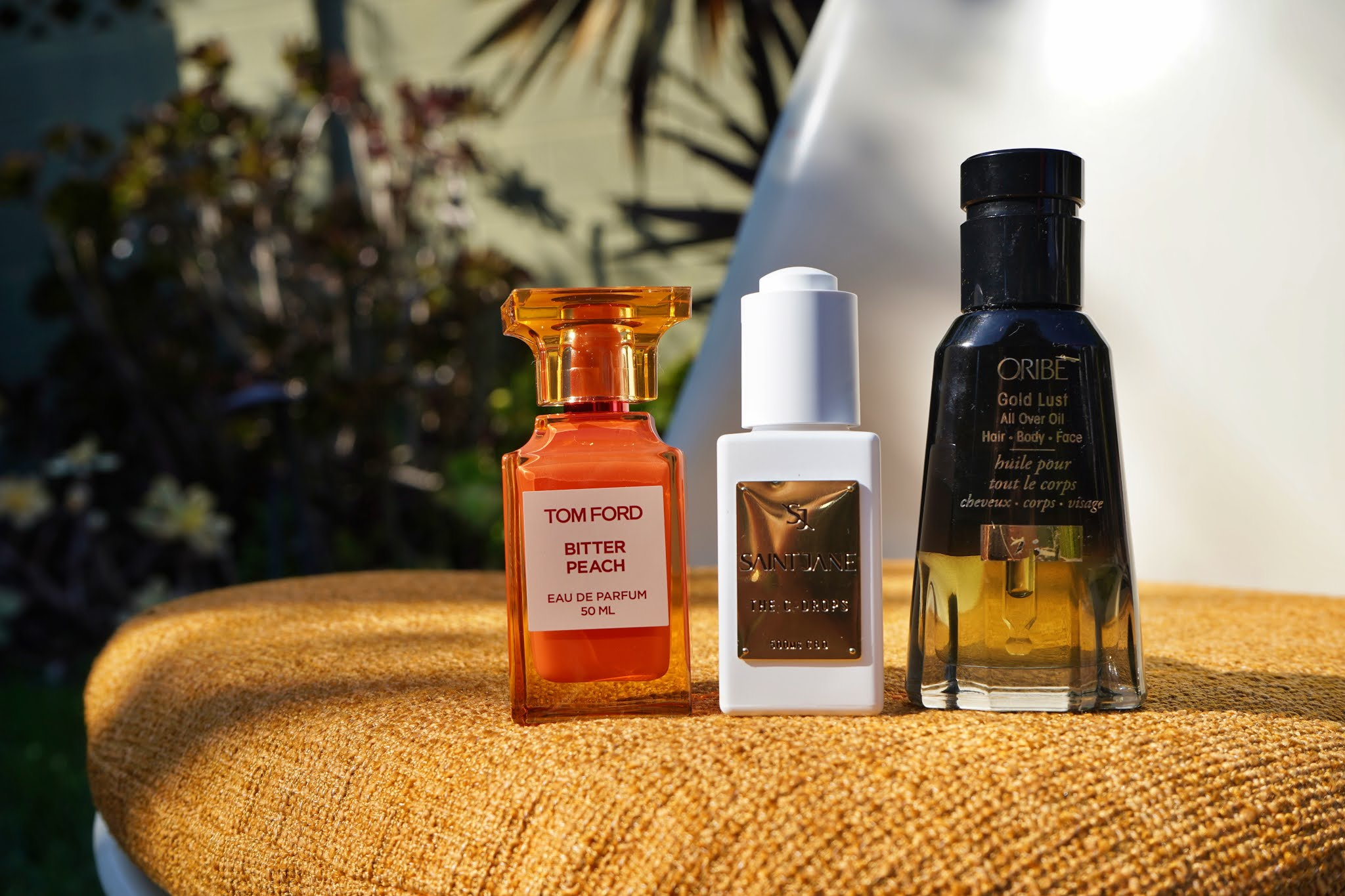 products for skin, hair, and fragrance