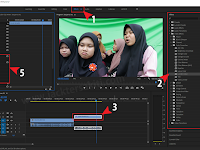 Dasar Adobe Premiere #10: Memberi Video Effect di Adobe Premiere Pro CC2019