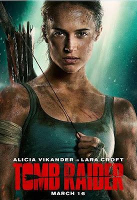 مشاهدة فيلم Tomb Raider 2018 مترجم اون لاين