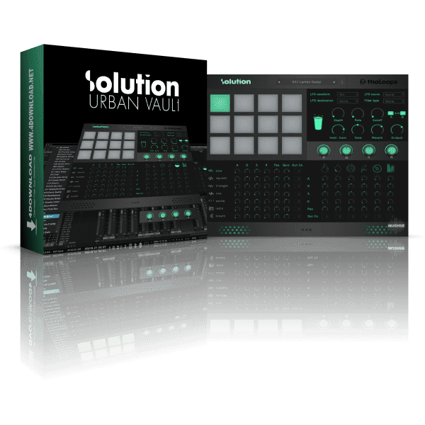 ThaLoops Solution Urban Vault v1.0 Full version