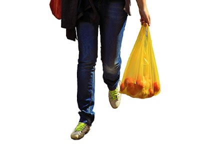 Ideas útiles 5 formas de doblar bolsas de plástico