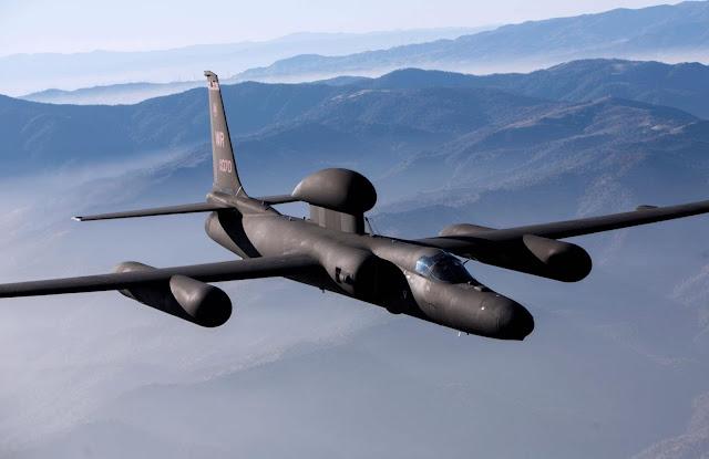 Artificial intelligence pilots the U-2 spy plane