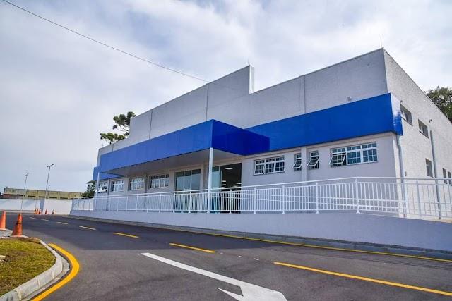 Governador Ratinho Jr. inaugura em Colombo o posto mais moderno do DETRAN no Estado do Paraná