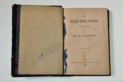 """""""La Hija del Judío"""""""